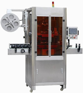 Plastic Packaging Material and Cans Packaging Type bottle labeling machine/applicator