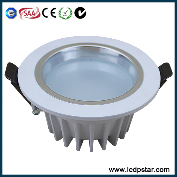 220mm cutout 8'' 30w 5630 smd led downlight
