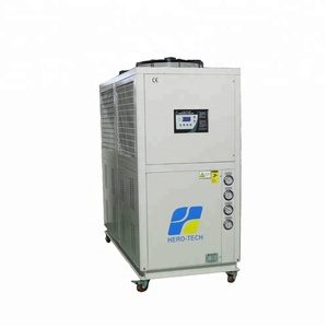 5hp stable shaft tube & hydraulic oil chiller