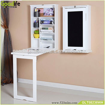Best Selling Wall Mount Folding Table In Singapore Wholesale