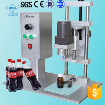 table top capping machine