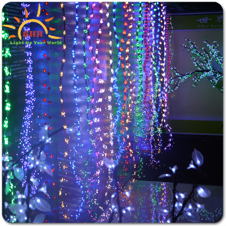 High Quality Outdoor String Lights : Christmas Holiday Garland Led String Light/outdoor Decoration Led Christmas String Light - Buy ...