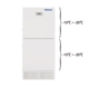Hot Sell -25 Freezer double doors Vertical Type from BIOBASE Refrigerator