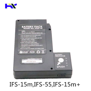 INNO IFS-15 view3 view5 Optical Fiber Fusion Splicer Original Battery Pack LBT-20