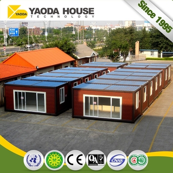 Cheap Living 20ft Container House Prefab Container Homes China For