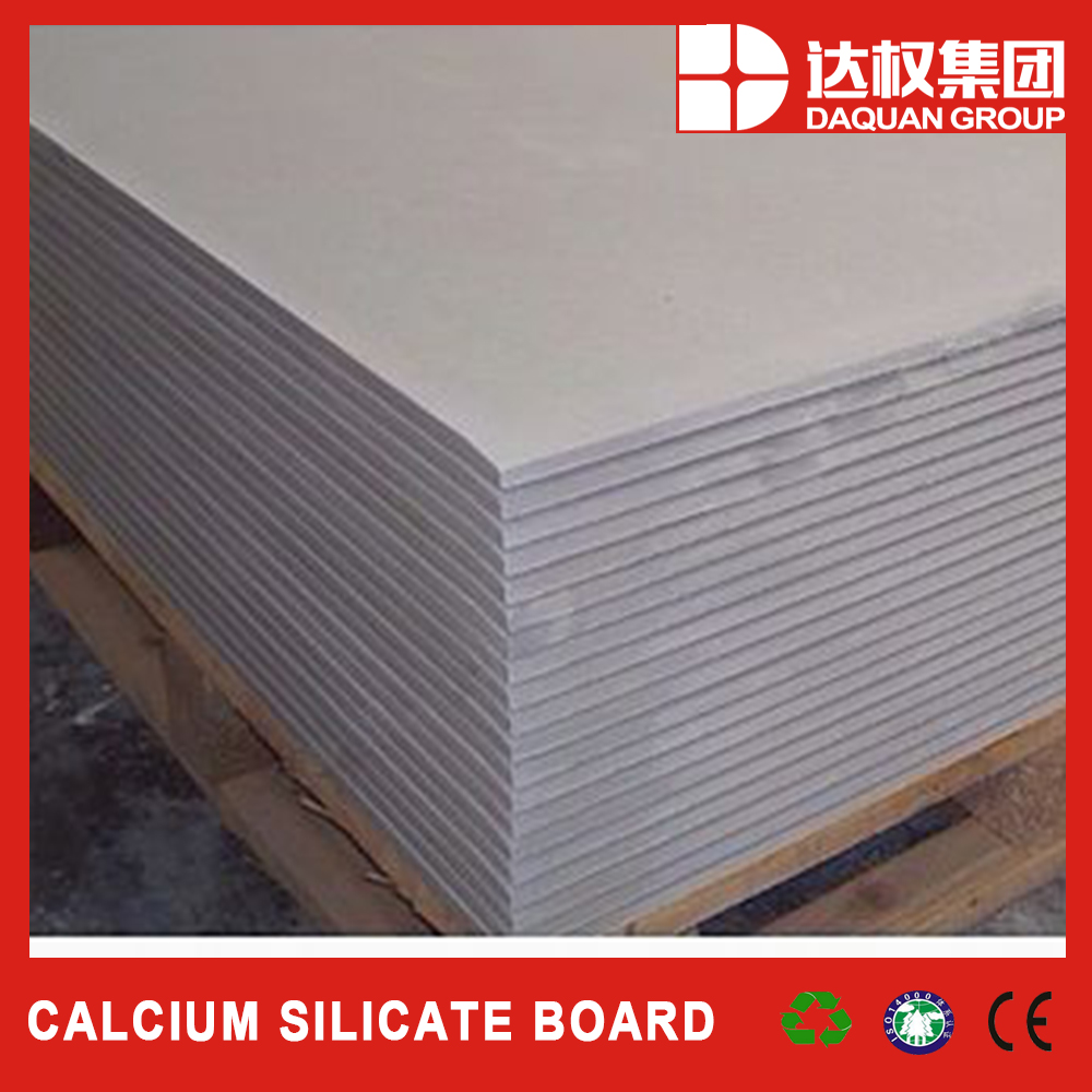 6mm thermal insulation fiber cement board, fiber cement siding board non asbestos