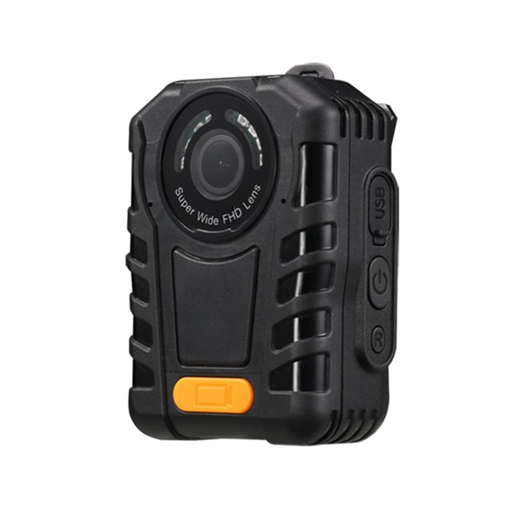 Night Vision 300k pixel mini camcorder camera 2013 hidden 200m night vision ir police wearable