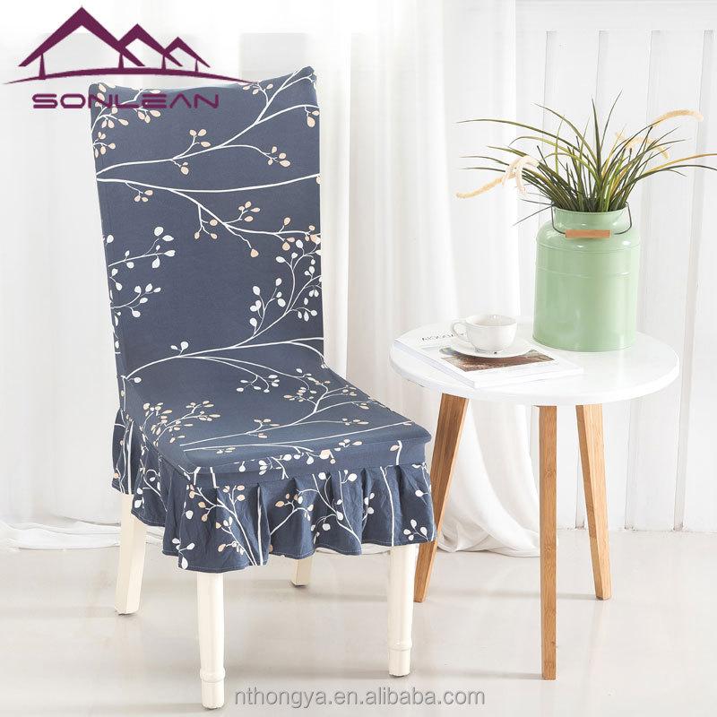 Venta al por mayor fundas para sillas de comedor universales-Compre ...