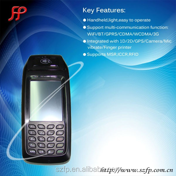 Customized 3.5 inch WindowsCE 6.0 R3/Android 2.3/Linux 2.6 1d 2D barcode scanner pda with 3G,GPS,WIFI,Bluetooth,Camera
