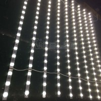 Large Ultra Slim lightbox LATTICE LED backlight strip kit