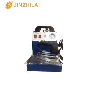 Electric steam ironer with steam boiler for sale