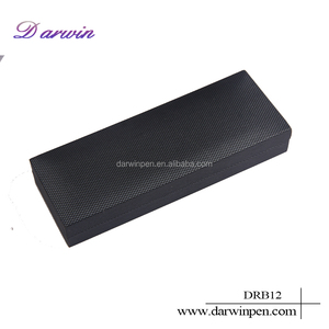 Paper pen box for black colors