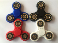 new design Ceramic Bearing Copper Brass Spinner Relieve Stress Fidget Toys and HDPE or ABS Hand Spinner