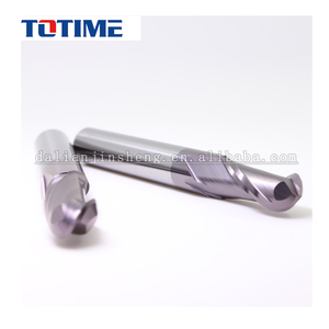 TOTIME(C-Series) Original Good Price High Quality Solid Carbide 2 Flutes End Mills
