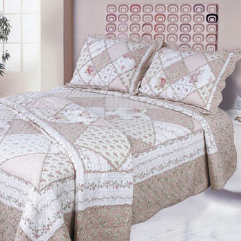 Royal Pure Cotton Handmade Bed Sheets Design YF 030