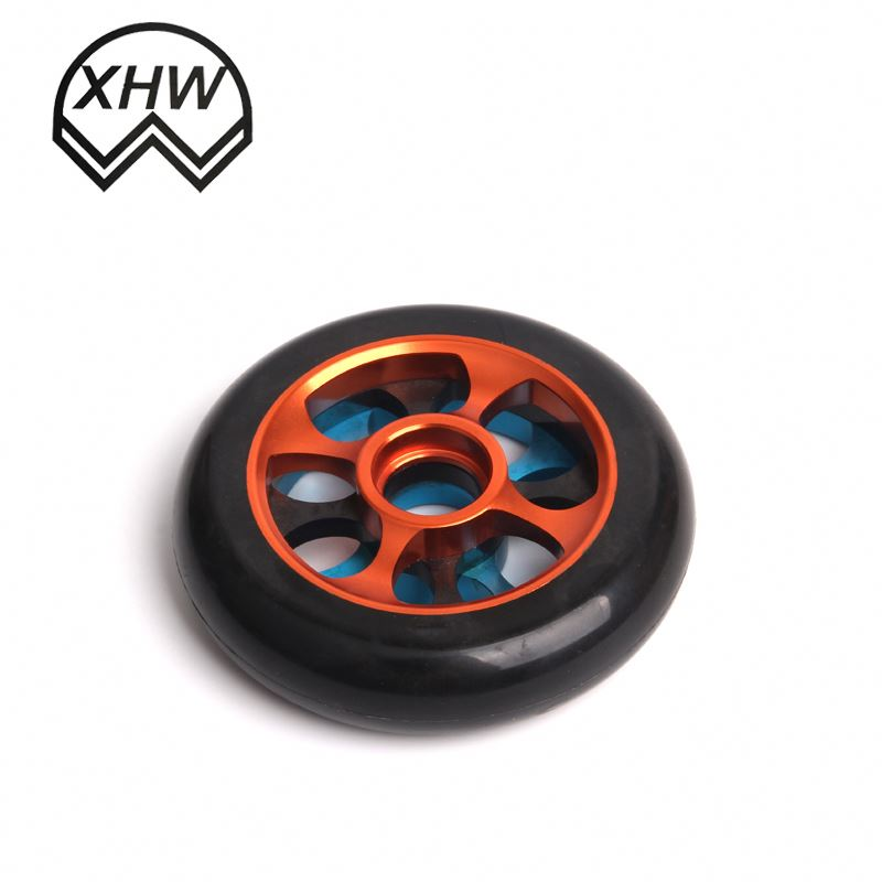 "Light duty 2"" caster wheel. small caster wheel with double ball bearing, PU or PVC wheel."