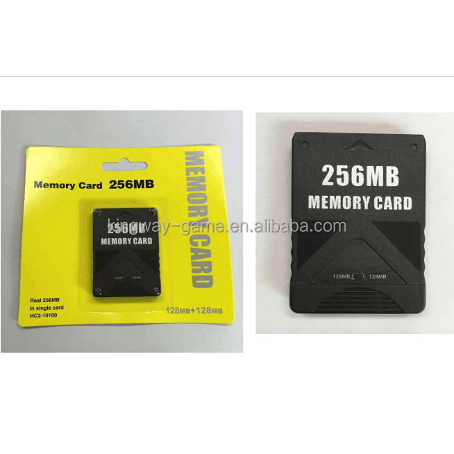 for ps2 memory card