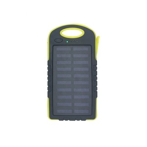 Rohs manual solar panel phone battery charger 3.6V
