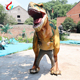 High Quality Adult Walking Realistic Dinosaur Costume for Sale