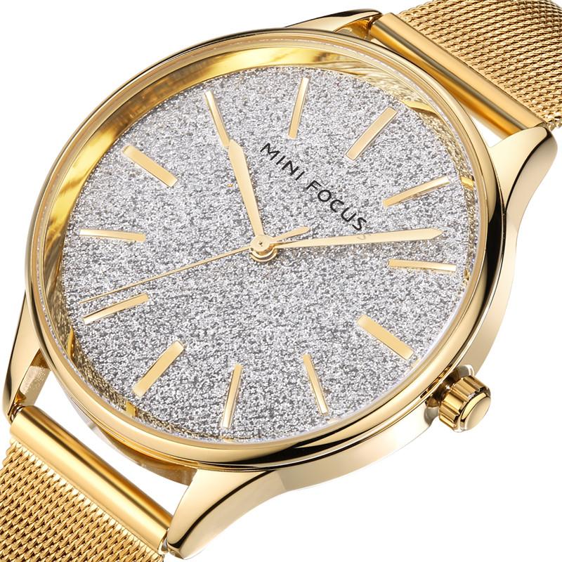 96570628778 Mulheres Relógios Senhoras Meninas Famosa Marca Relógio de Pulso Relógio  Feminino Montre Femme Relogio MINI FOCO