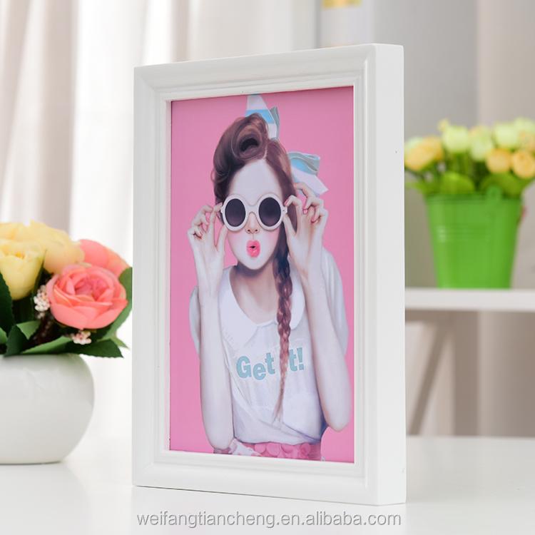 Madera marcos de fotos 12x18 pared hanging aceptar el pago en línea ...