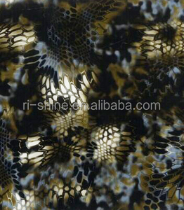 Special Design hydro dipping kits No.RYC003 hydrographic film Water Transfer Printing Film