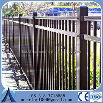 Top Lattice Vinyl Garden Fences Plastic Privacy House Fence