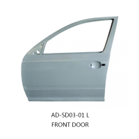 Aftermarket Front Car Door Replace for SKODA OCTAVIA Auto Body Parts