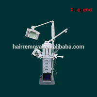 High Quality 19 In 1 Medical Microdermabrasion Machine Beauty Salon Equipment