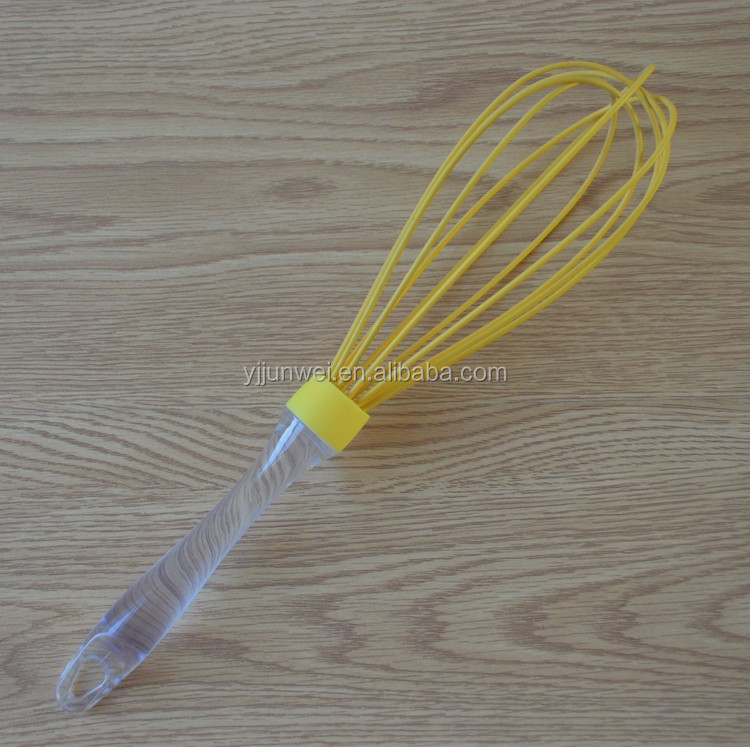 DP02 Wire egg whisk with different colors
