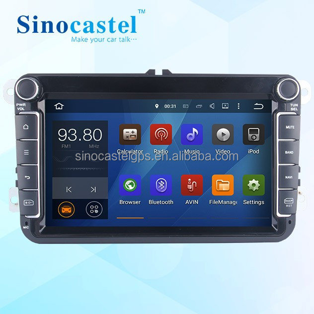 Vw Car Navigation For VW Magotan/Passat/Sagitar/Tiguan/Touran/Jetta/Skoda Fabia/Octavia/Rapid/Superb/Seat/Golf