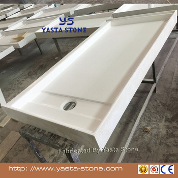 Hospitality Brands Cast Marble Shower Pans Buy Cast Marble Shower - Cast marble shower pans
