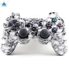 Untuk PlayStation 3 PS3 Wireless <span class=keywords><strong>bluetooth</strong></span> game controller gamepad joystick <span class=keywords><strong>joypad</strong></span>