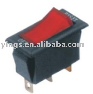 Rocker Switch (DRS02-B11NRB61BA)