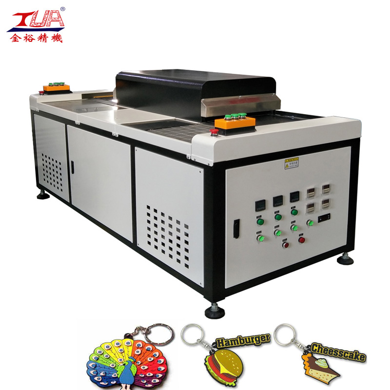 Dongguan New 2 in 1 Cooling Part Plastic Product Heating Machine