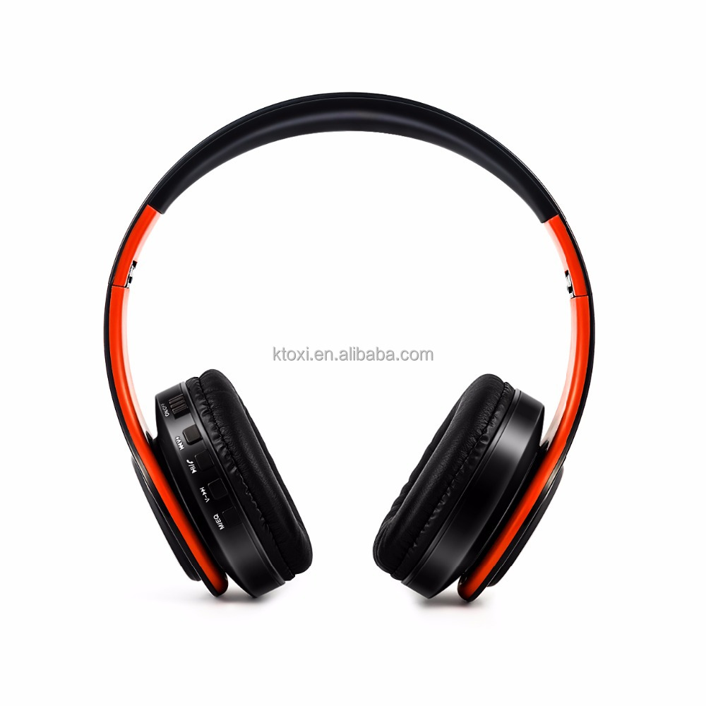 Earphones & Headphones Consumer Electronics Hottest Nia Q8 Stereo Bluetooth Headphone Wireless Sport Foldable Headsets With Microphone Micro Sd Card Play Fm Radio Attractive Fashion