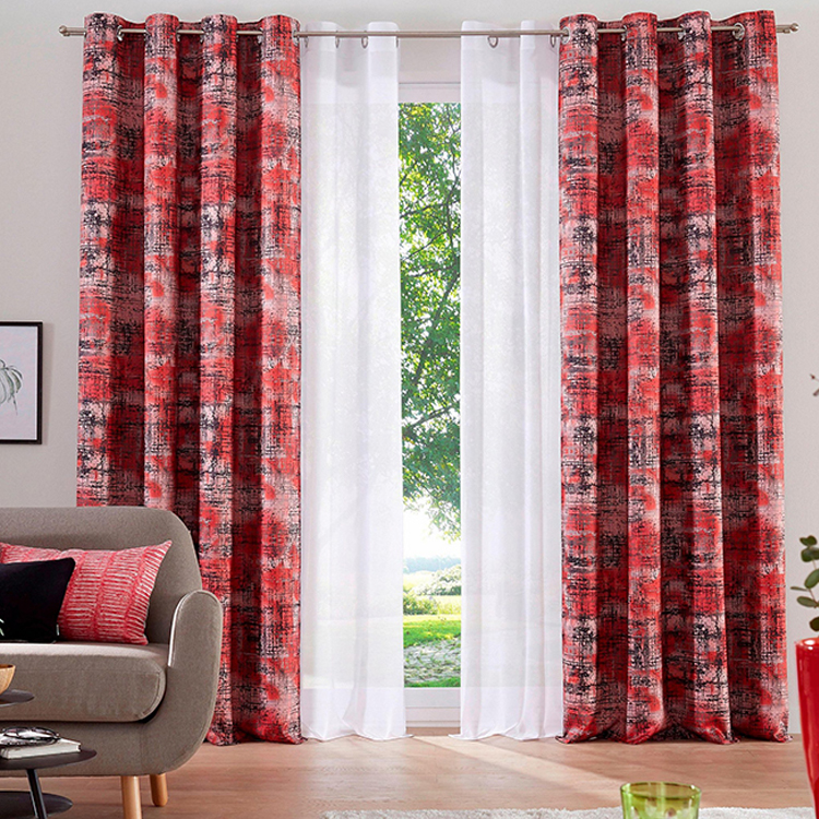 latest curtain designs 2017 new fashion home jacquard curtains buy