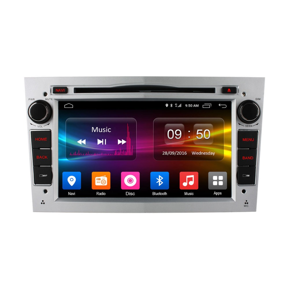 2 din Octa core android 6.0 car dvd for Opel corsa Astra Antara Vectra built in 4g-lte wifi DAB+ TPMS dvb-t good price