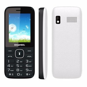 US Stock Special Price China Feature Elder Phone with English / Russian  Keyboard 2 4 inch 1500mAh Dual SIM Big Speaker