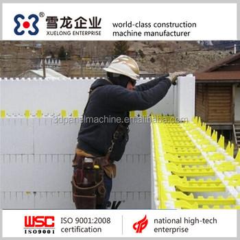 Best icf block machine buy insulated foam concrete for Best icf block