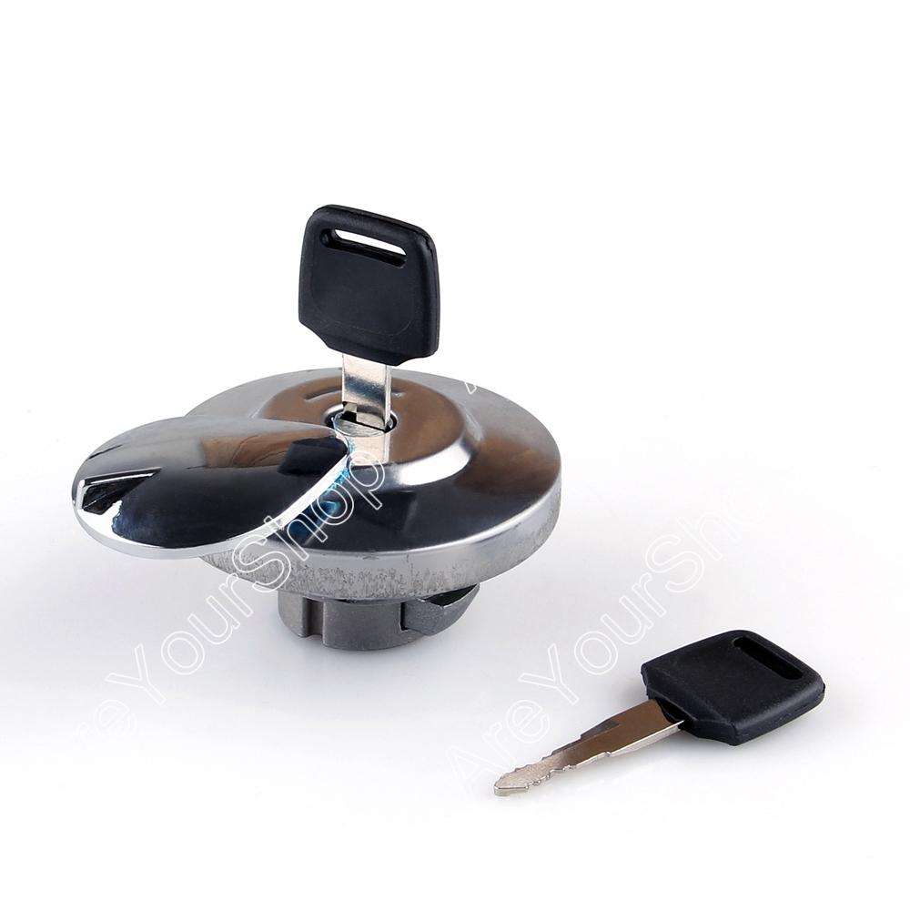 Тан топливо газ кепка замок ключ для Honda VTX 1300 повстанцев MAGNA тень VLX дух сабля # TT720