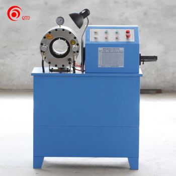 Ce 10sets Free Dies Fin Power Ce Cnc Hose Electric Crimping Machine