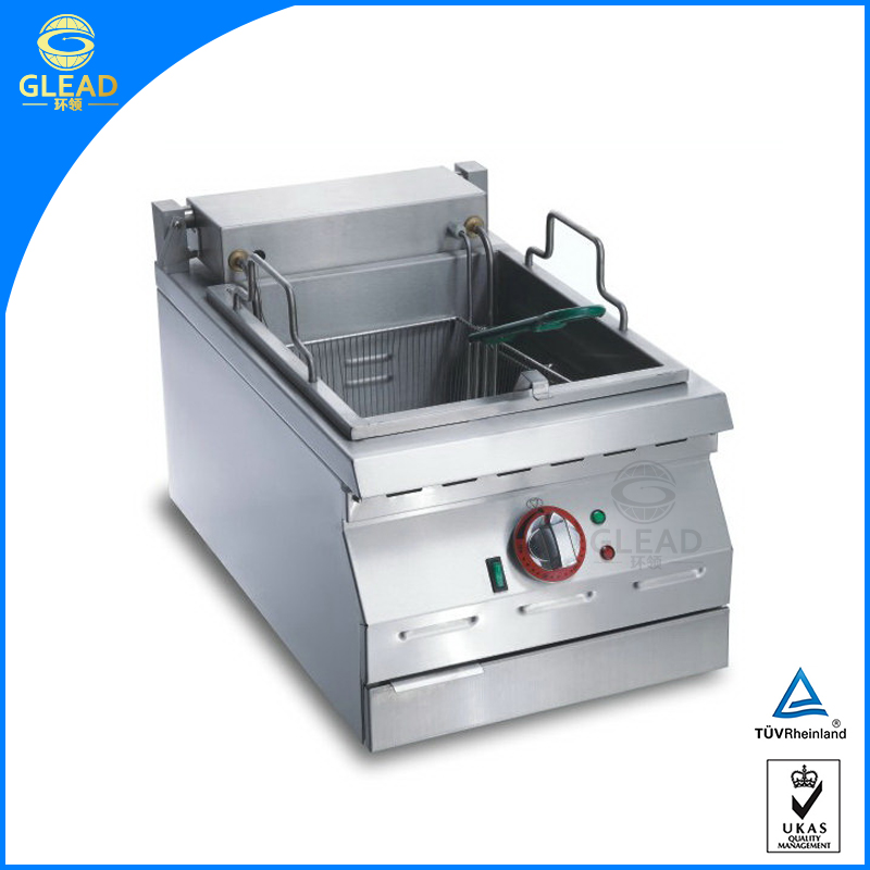 GLEAD hot products gas commercial high pressure deep fryer