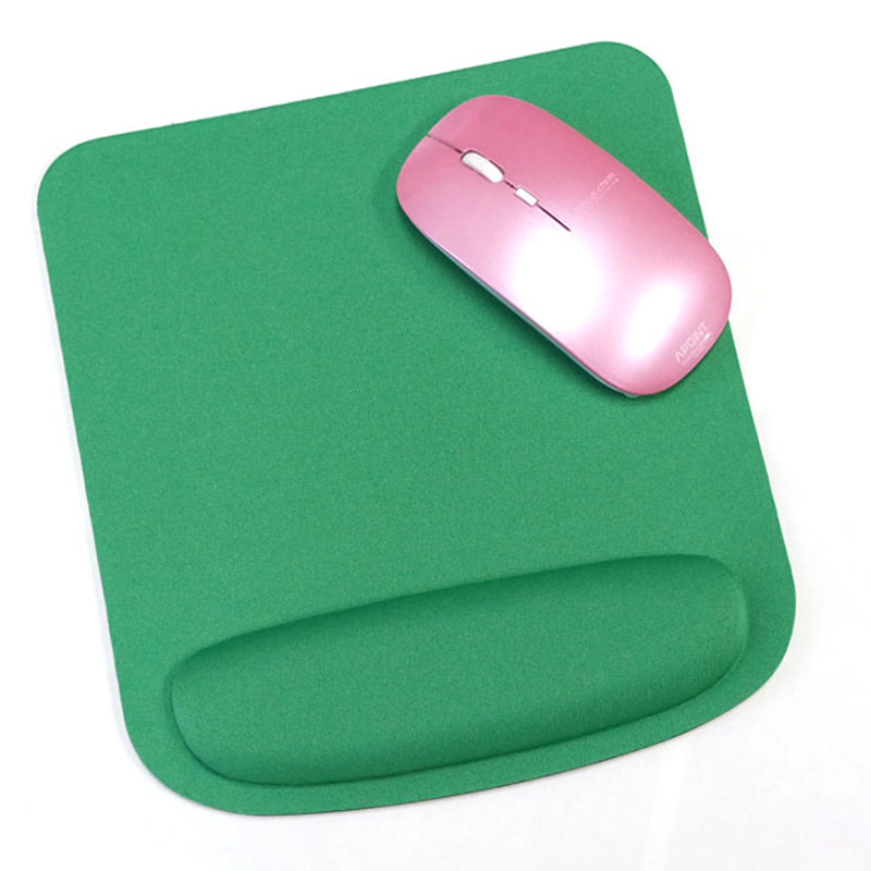 High Quality Custom Gel Wrist Rest Gaming Mouse Pad With Hand Rest /arm rest mouse pad