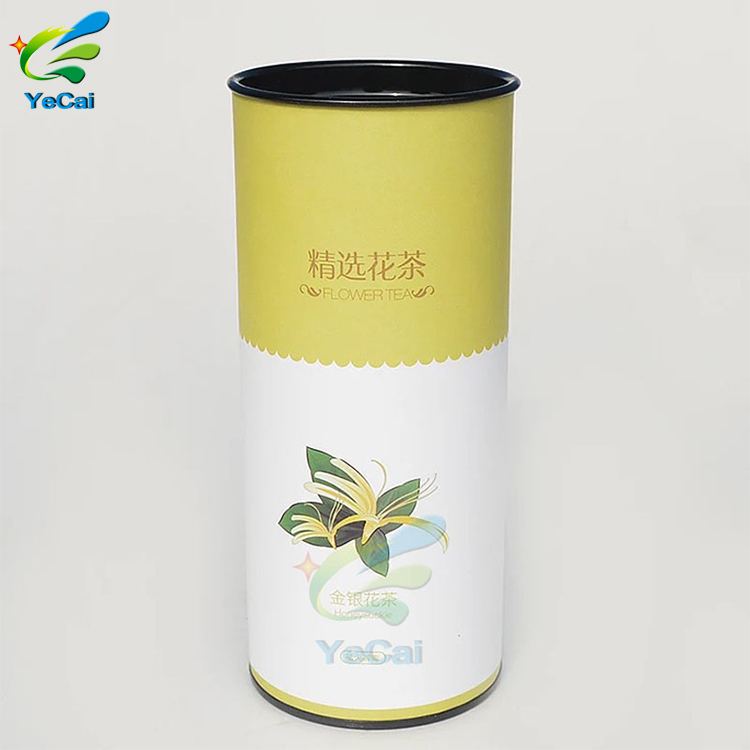 luxury handmade paper soap box packaging round packaging boxes with metal lid