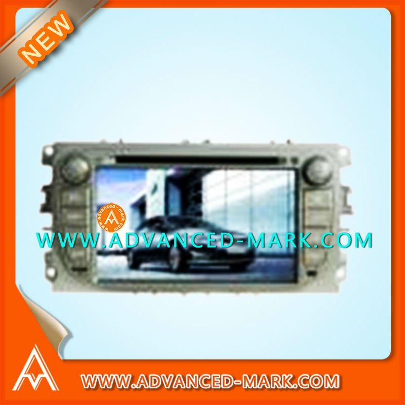 NEW Car Special DVD GPS Player for Ford Focus 2009 / Mondeo 2008 /Touch Screen / Bluetooth / Audio / USB / IPOD / TV ,with a map
