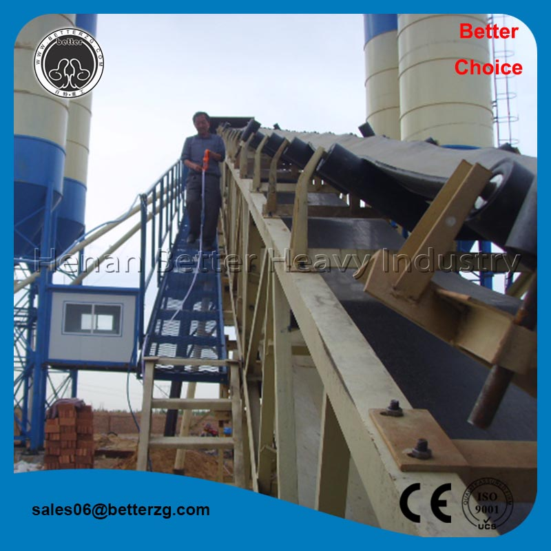 Exported to Nepal Concrete Batching Plant Suppliers