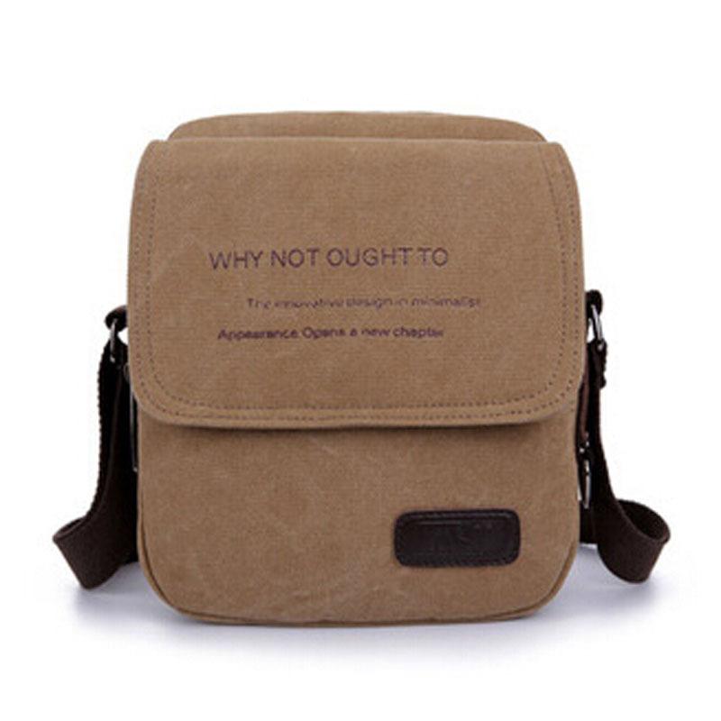 3982203e9f Bolsos Marca Men Messenger Bag Causual Sport Travel Canvas Bag Bolsa  Feminina Single Shoulder Male Crossbody