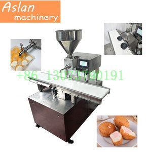 Small cheap price automatic cup cake filling machine/cake batter spreading coating machine/commercial cup cake injector