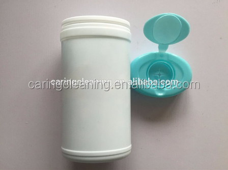 OEM Canister Wet Wipes Advertisement Wet Wipes In Cans